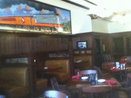 Hotel Pattee: Restaurant on Site