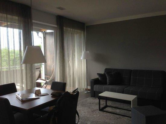 Hidalgo Suites: suite