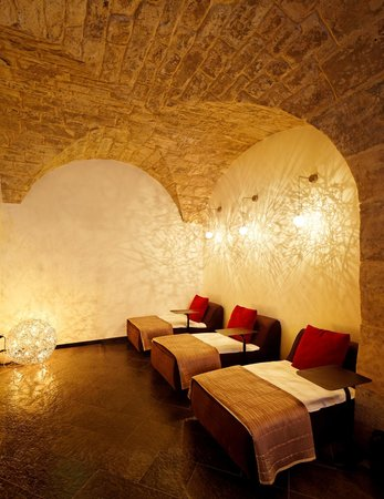 Suites Albany and Spa : spa relaxation room