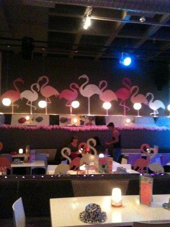 Beefcakes Johannesburg: Cute décor