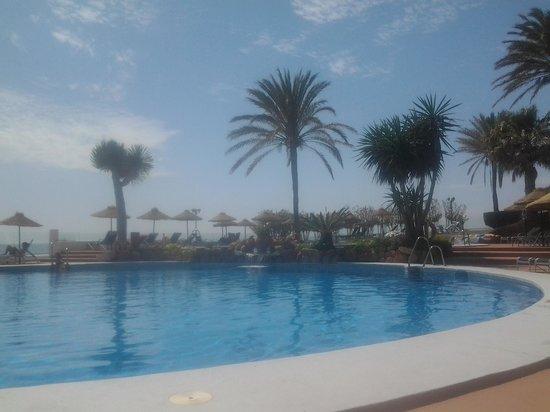 THB Torrequebrada Hotel: pool