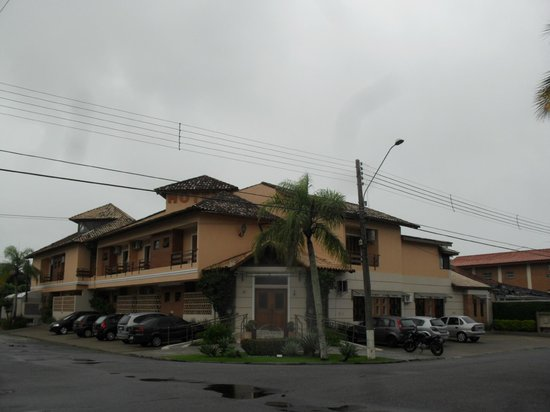 Hotel Costa Balena: Fachada