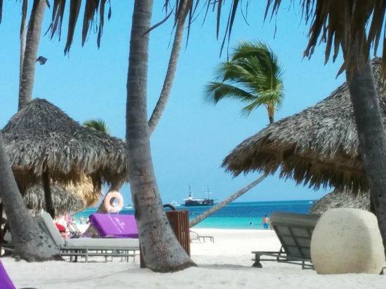 Paradisus Palma Real Golf & Spa Resort: Royal Services beach