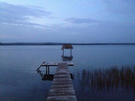 Hotel Mon Ami: Lago