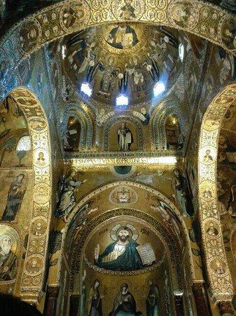 Duomo di Monreale: La cappella