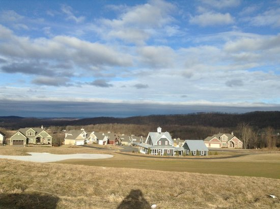 Crystal Springs Golf Club: view of the surrounding area