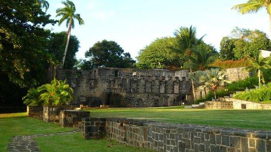 Maritim Resort & Spa Mauritius: Balaclava ruins