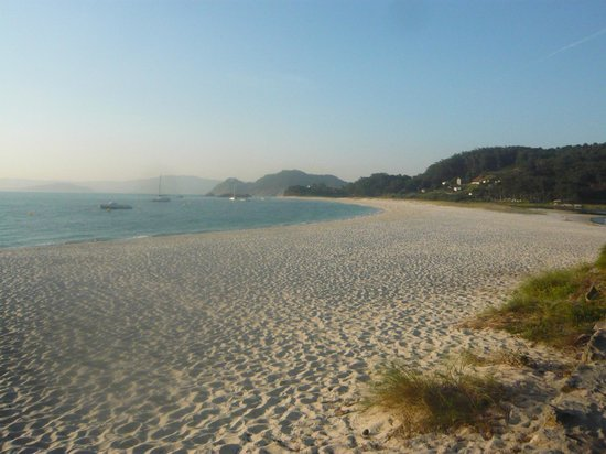 Barco Islas Cíes - Cruceros Rias Baixas: YA OS HABEIS IDO.......