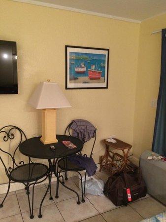 Sea Dell Motel: Room