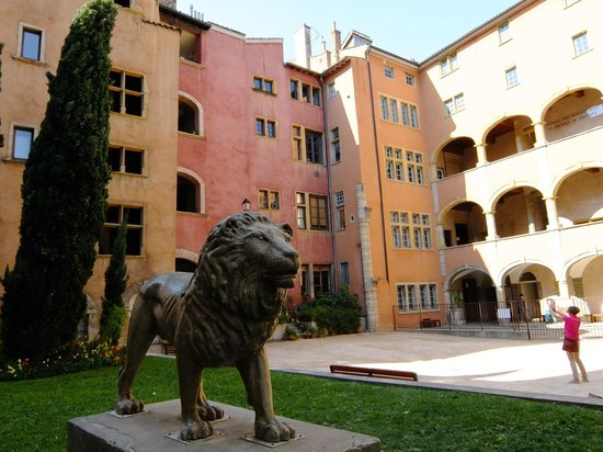 Vieux Lyon : style renaissance