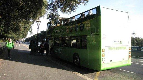 Dublin Bus - Hop on Hop Off Tour: the funniest driver ever!!