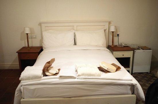 Adahan Istanbul: Bed