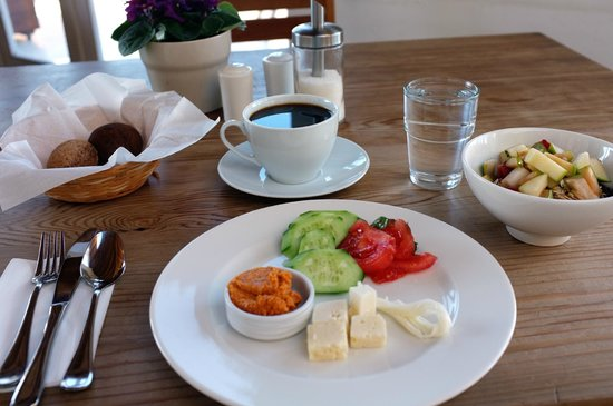 Adahan Istanbul: Breakfast