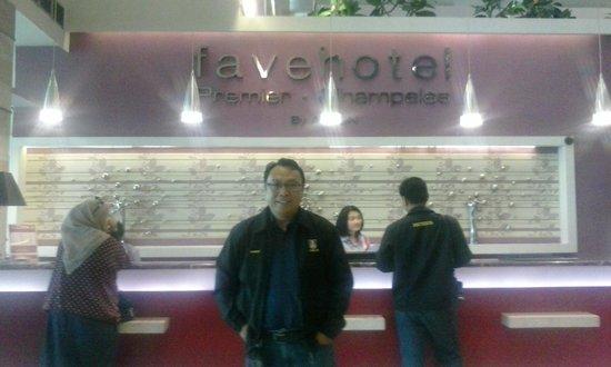 Favehotel Premier Cihampelas: Cozy Hotel
