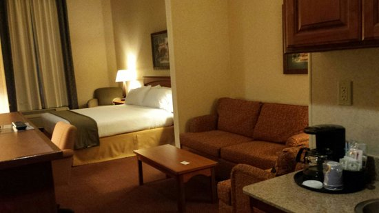 Holiday Inn Express Hotel & Suites Manteca: So nice