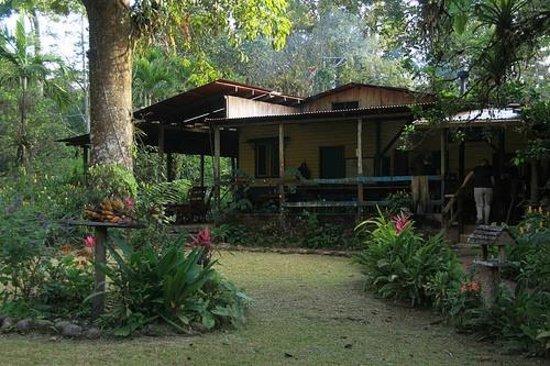 La Carolina Lodge: The main lodge