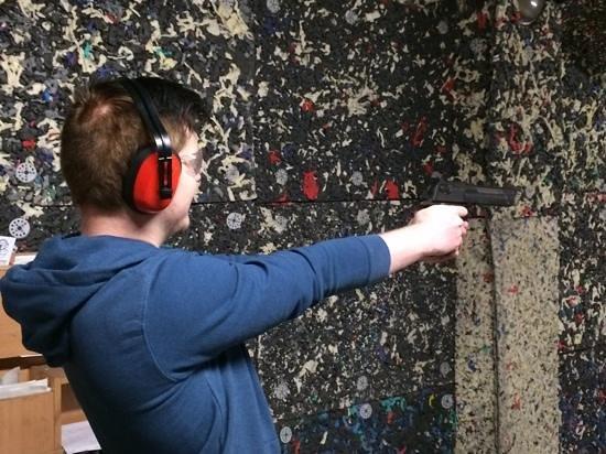 Celeritas Shooting Club : Desert Eagle