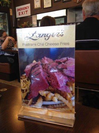 Langer's : Best...Pastrami...EVER!!!