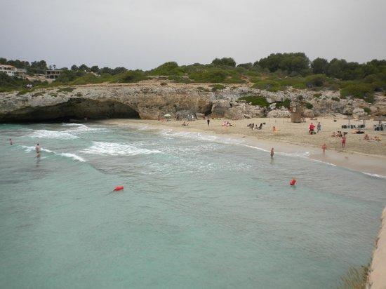 Club Cala Romani: The lovely beach