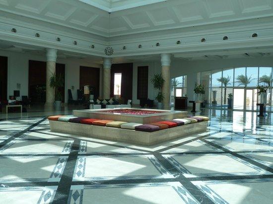 Sensimar Premier Le Reve: The foyer
