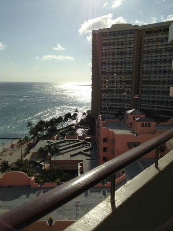 The Royal Hawaiian, a Luxury Collection Resort : beautiful view