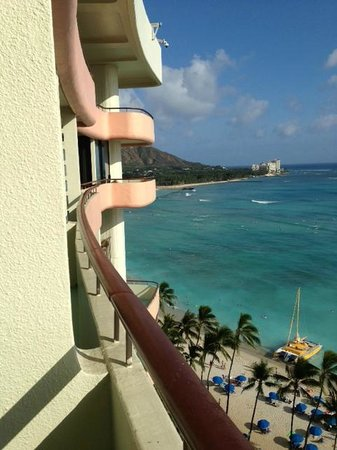 The Royal Hawaiian, a Luxury Collection Resort: beautiful view
