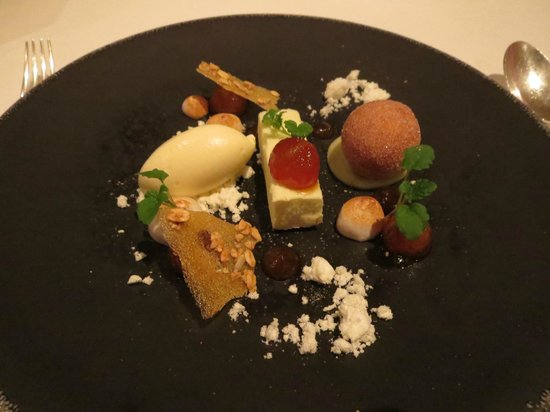 Number One at The Balmoral: Six- course dinner