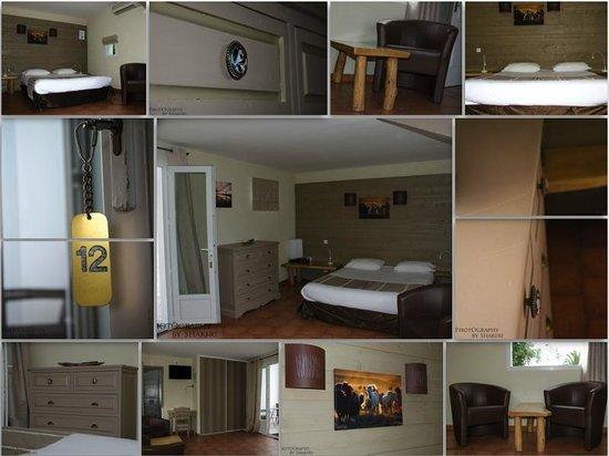 Hotel Mas des Salicornes: mas des salicornes