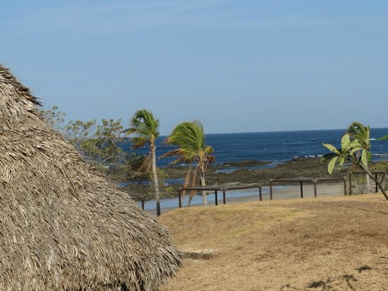 JW Marriott Hotel Guanacaste Resort & Spa : OCEAN VIEW FROM OUR ROOM