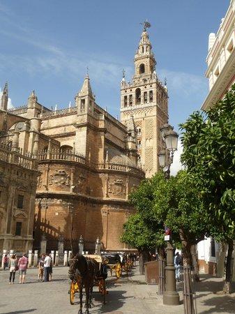 Catedral de Sevilla: Extérieur