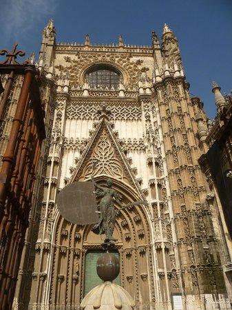 Catedral de Sevilla: Entrée