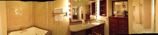 Rio All-Suite Hotel & Casino: 2nd ensuite bathroom