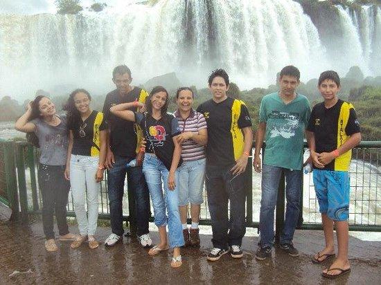 Foz do Iguaçu: DIA FELIZ