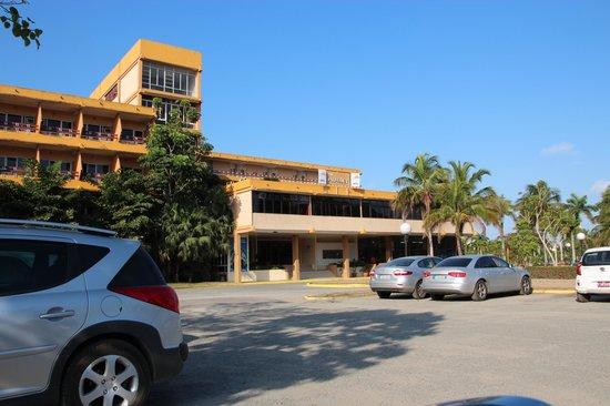 Islazul Hotel Camaguey : Außenansicht