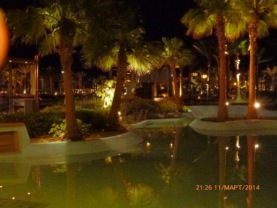 Port Ghalib Resort: территория отеля