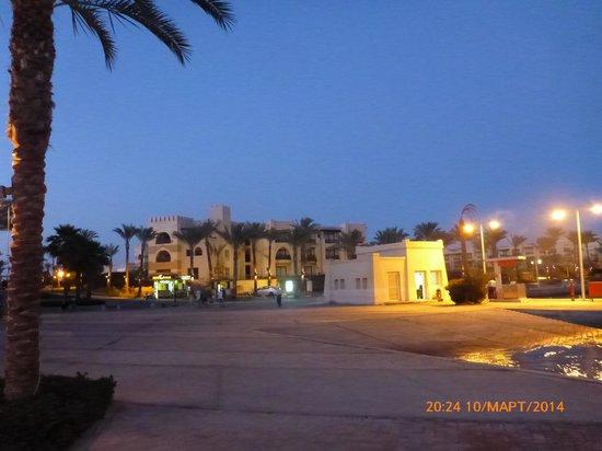 Port Ghalib Resort: порт Галиб