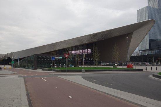 Rotterdam Centraal Station: Rotterdam Centraal