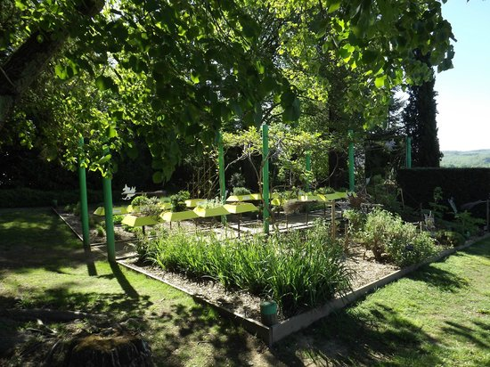Jardins Panoramiques de Limeuil : parc