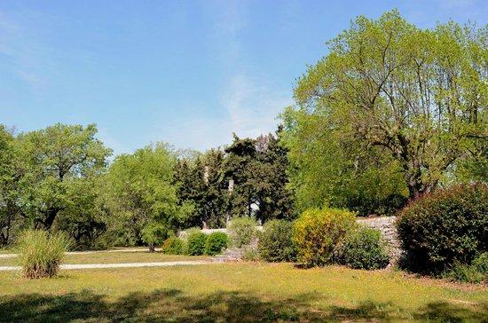Domaine de Conillieres: un bien joli parc
