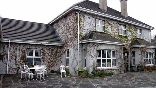 Adare Country House : the front of the house