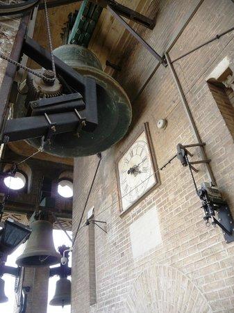 Torre Giralda : Cloches