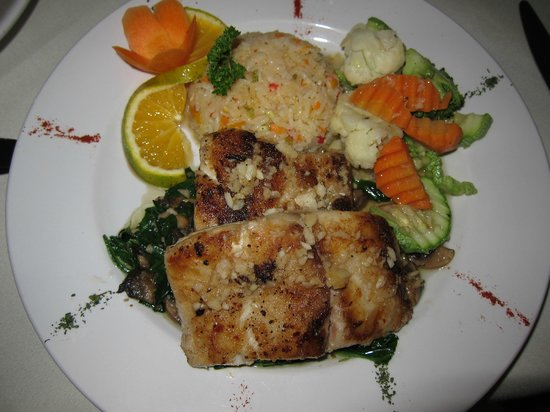 Embarcadero Mariscos Seafood: Red Snapper Special