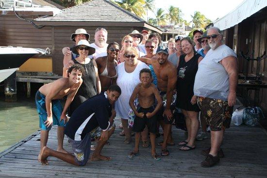 Captain Alan's Three Island Snorkeling Adventure: Group Photo