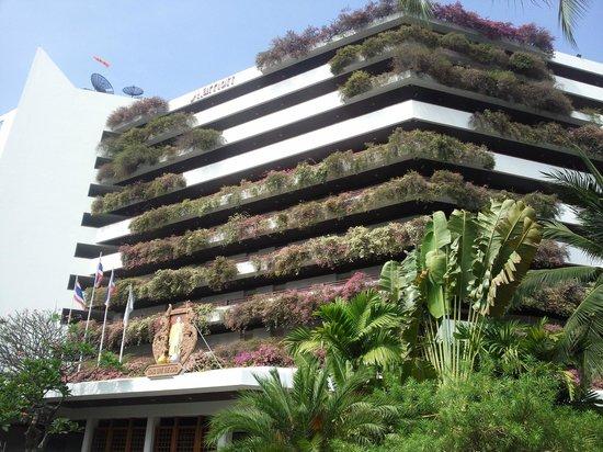 AVANI Pattaya Resort & Spa: Вид отеля