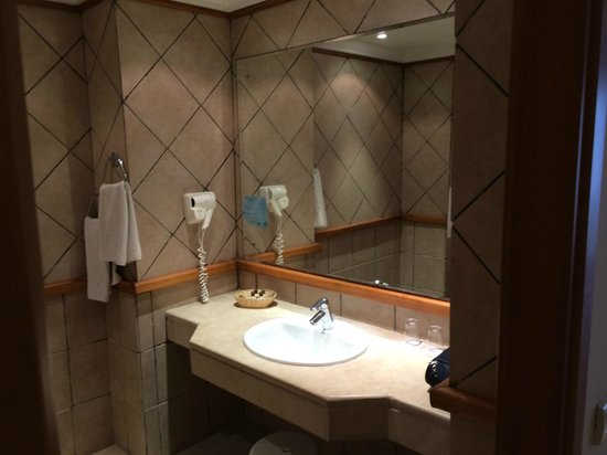 Vincci Resort Djerba : Salle de bains