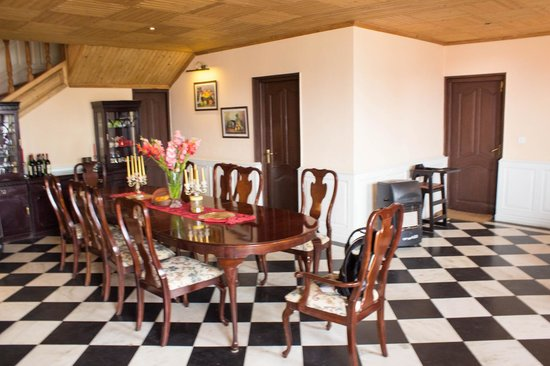 Mahasu House: All the meals were delicious and served extremely fresh