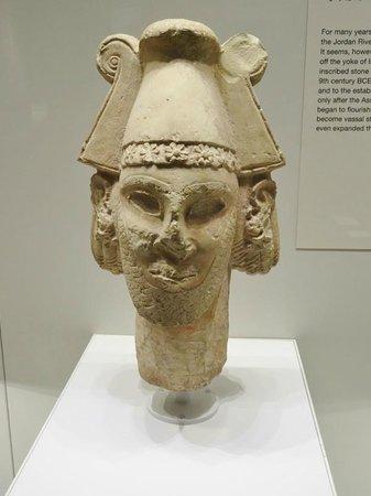 Musée d'Israël : Ammonite god