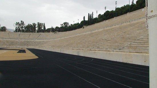 Panathenaic Stadium: Панатинаикос