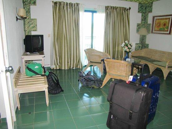 Hotel Playa Costa Verde: Wohnbereich