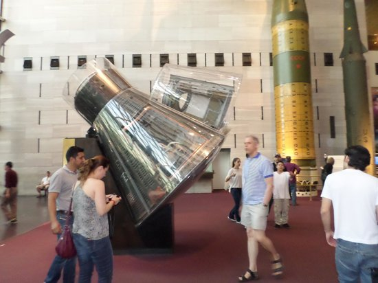 National Air and Space Museum : Espacio
